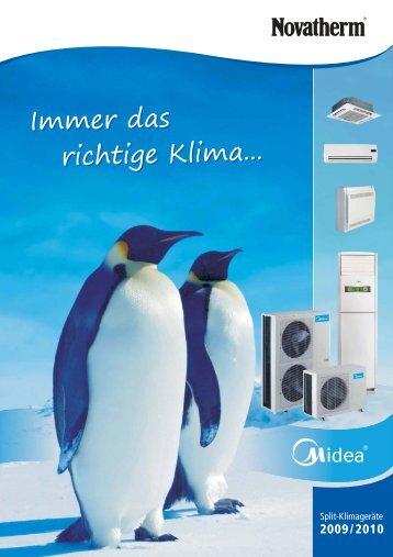 MUB - Novatherm Klimageräte GmbH
