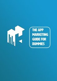 The App Marketing Guide for Dummies