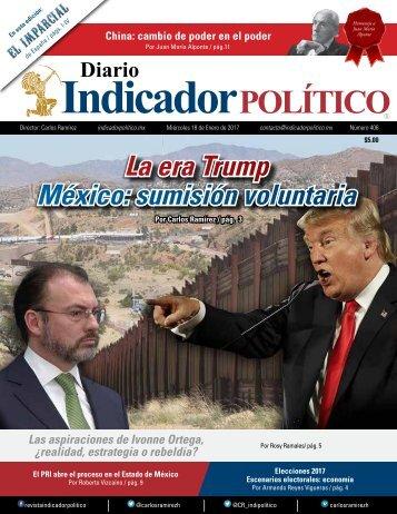 México sumisión voluntaria