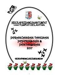 BUKU PERANCANGAN UNIT PEPERIKSAAN & PENILAIAN 2017