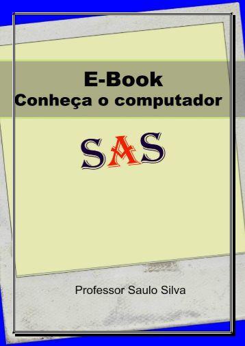 E-BOOK CONHEÇA O SEU COMPUTADOR