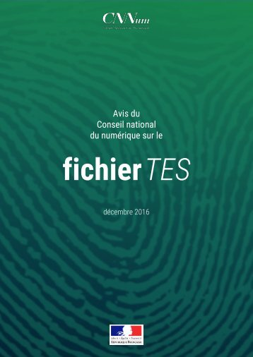 fichier TES