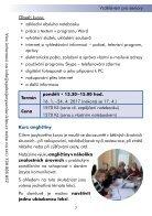 Katalog aktivit pro seniory 2017 - Page 7