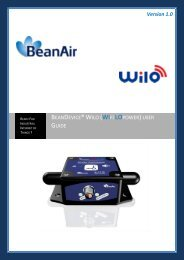BEANDEVICE® WILO (WIFI LOPOWER) GUIDE