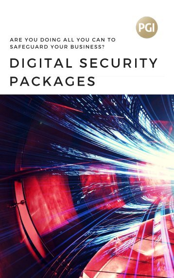 DIGITAL SECURITY PACKAGES