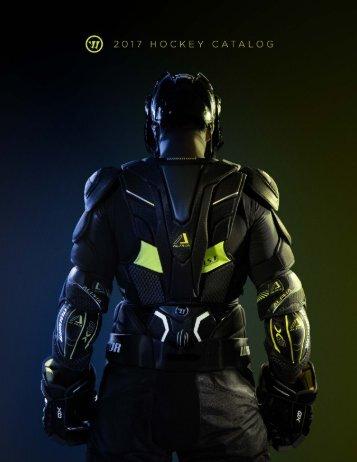 Warrior 2017 Player Catalog