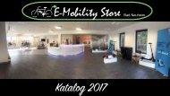 E-Mobility Store Bad Nauheim Katalog 2017