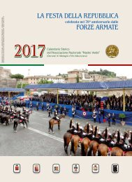 Nastro Verde: calendario 2017