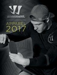 Warrior 2017 Apparel