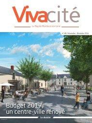 Budget 2017 un centre-ville rénové
