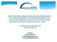 Animal Feed Additive Market