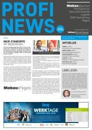 mobau Wirtz & Classen - ProfiNews 04/2016