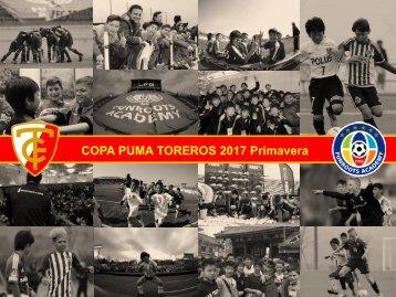COPA PUMA TOREROS 2017 Primavera