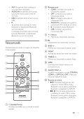 Philips Barre de son - Mode d'emploi - RON - Page 7
