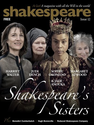 Shakespeare Magazine 12
