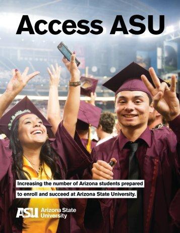 2016 Access ASU Progress Report
