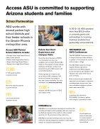 2016 Access ASU Progress Report - Page 2