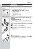 Philips Beardtrimmer series 7000 Tondeuse à barbe à système d'aspiration - Mode d'emploi - MSA - Page 7