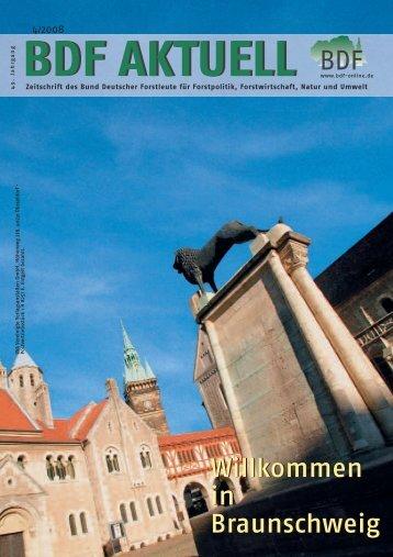 Ausgabe 04/08 - BDF
