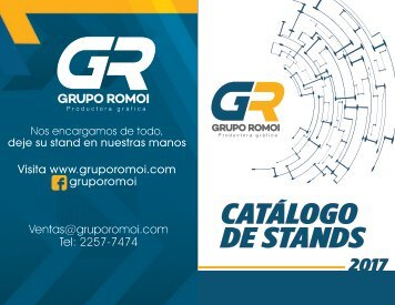 Catalogo Stands Romoi 2017 2