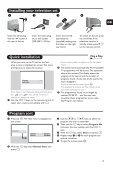Philips Téléviseur - Mode d'emploi - POR - Page 3