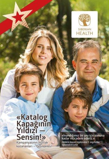 Siberian Health International Katalog 2017