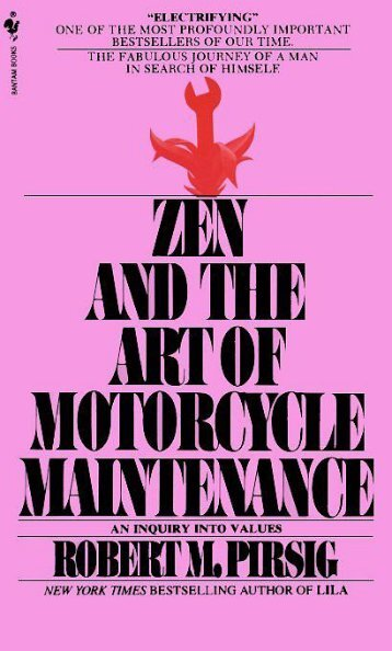 zen and the art of motorcycle fixing