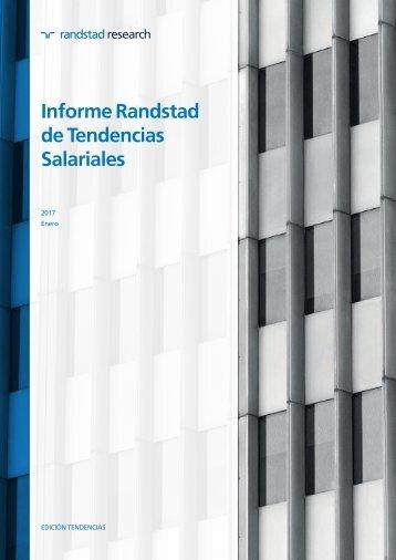 Informe Randstad de Tendencias Salariales