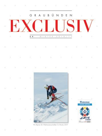 Graubünden Exclusiv - Winter 16-17
