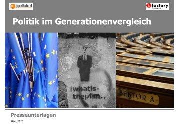 Politik im Generationenvergleich