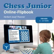 Chess Junior - A Modern Little Chess Learning Book for Kids and Beginners (Preview Version)