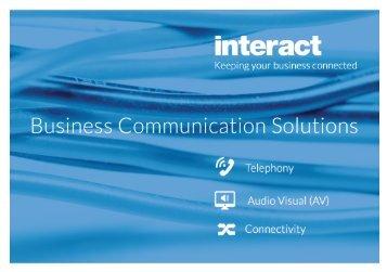 Interact brochure