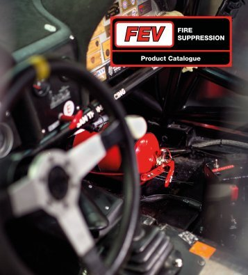 FEV Product Catalogue - WebHQ