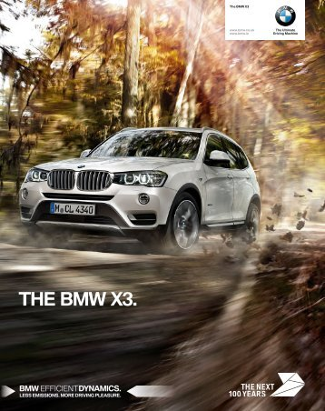 The_BMW_X3_Brochure_August_2016_v2