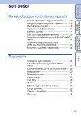 Sony DSC-W380 - DSC-W380 Guida all'uso Polacco - Page 5