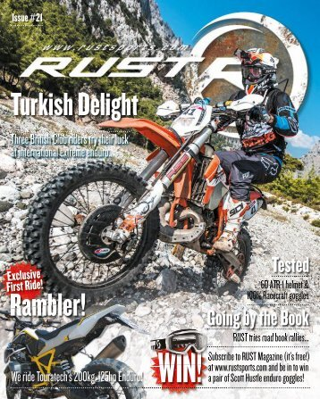 RUST magazine: Rust#21
