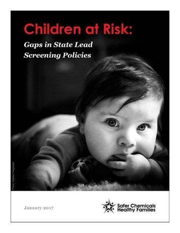Children at Risk