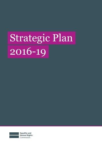 Strategic Plan 2016-19
