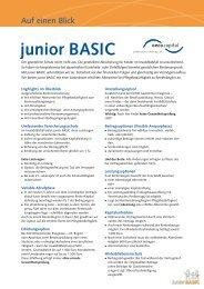 junior BASIC - Oeco Capital