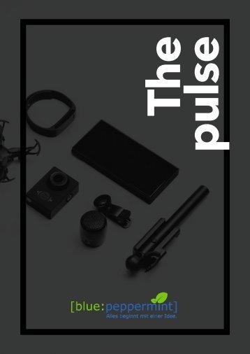 Blue Peppermint - Elektronische Werbemittel