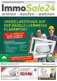 Immobilienmagazin Kärnten - Ausgabe Jänner 2017