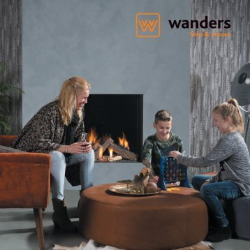 Brochure Wanders Fires & Stoves 2017 - D/GB