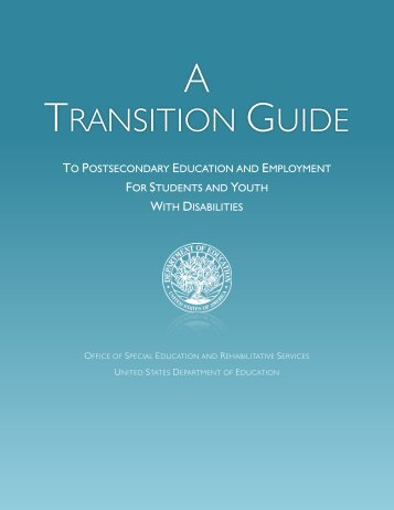 TRANSITION GUIDE