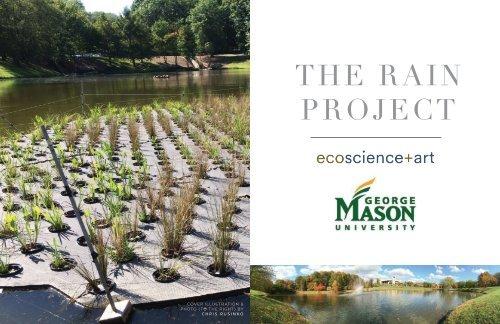 Rain Project Photojournal - Spreads