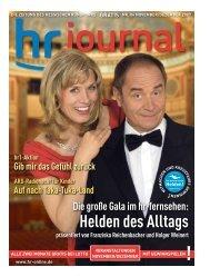 Helden des Alltags - Hessischer Rundfunk