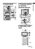 Sony KDL-20S2020 - KDL-20S2020 Istruzioni per l'uso Ceco - Page 5
