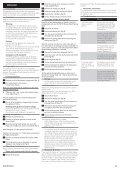Philips 800 series Rasoir électrique - Mode d'emploi - KOR - Page 2