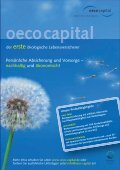 WER PLANT WAS? - Oeco Capital - Seite 4