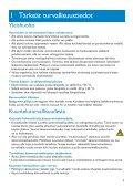 Philips GoGEAR Baladeur audio/vidéo à mémoire flash - Mode d'emploi - FIN - Page 5