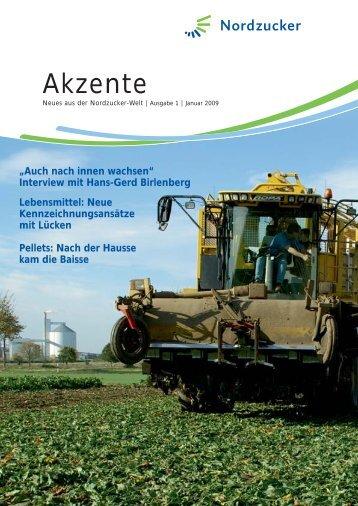 einzigartig im deutschen Markt oUniversell ... - Nordzucker AG